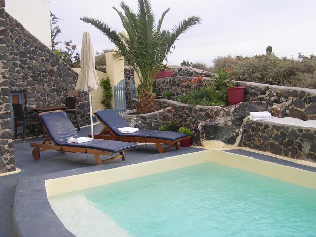 Aspa Villas - Zwembad